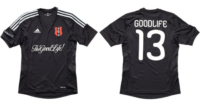 TheGoodLifeFC! Behind the Kit