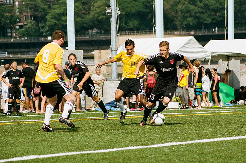 TheGoodLifeFC! Final Four Finish At Fanatic Cup 2013
