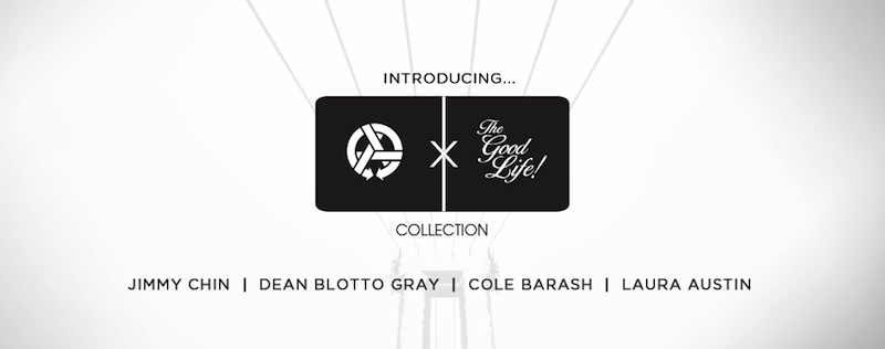 Introducing the Asymbol x TheGoodLife! Collection