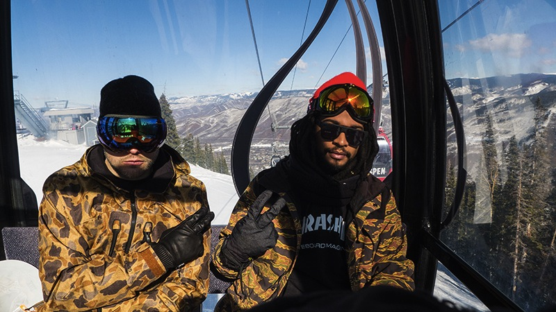 TheGoodLife! x Sailor Jerry Hideout Aspen 2014