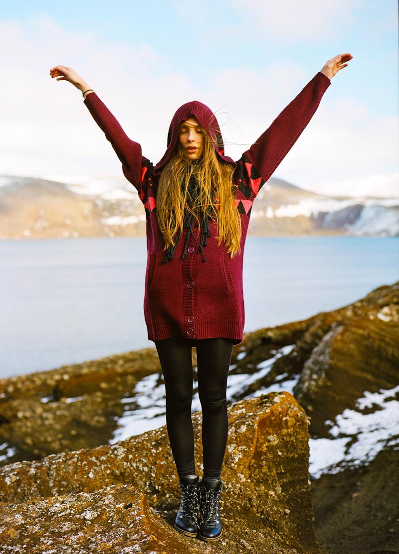 Icelandic Clothing Brand Nikita