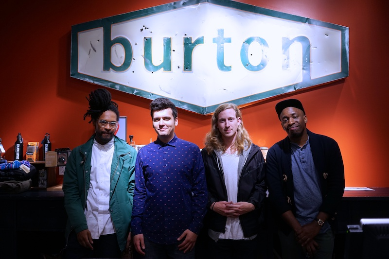 TheGoodLife! x Burton with Asher Roth, Roofeeo, The Love Planet & More