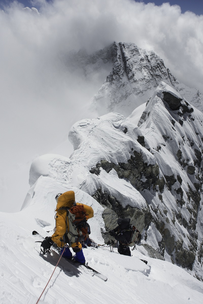 Jimmy Chin Everest for SI x TGL