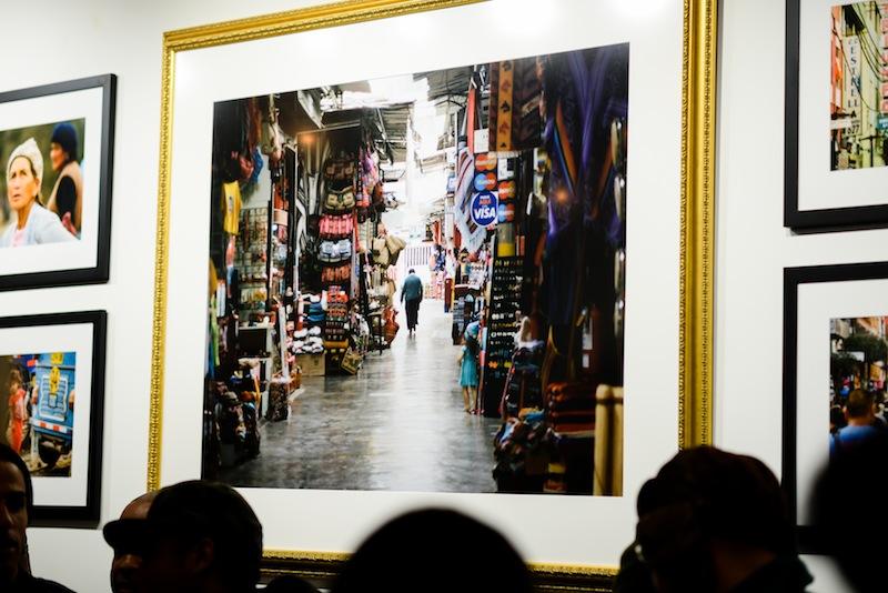 THEGOODLIFE! PRESENTS: HECHO EN PERU GALERIA OPENING