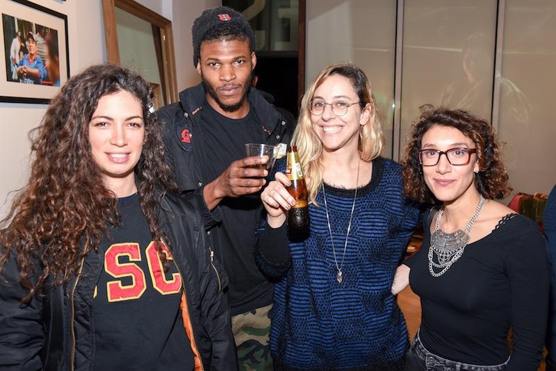 Ines Vogelfang, Sara Glick, Alex Austin, Mariana Seropian