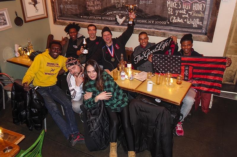 TGLFC! Bowery Champs 2016
