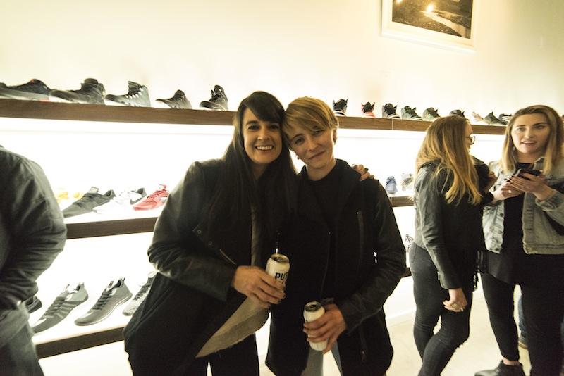 Laura Austin & Danielle Hambleton