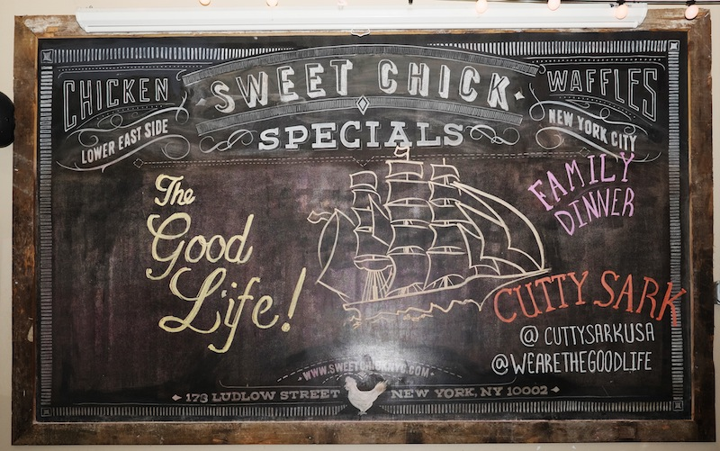 TheGoodLife! x Cutty Sark Present Family Dinner x Domino Tuesday at Sweet Chick!