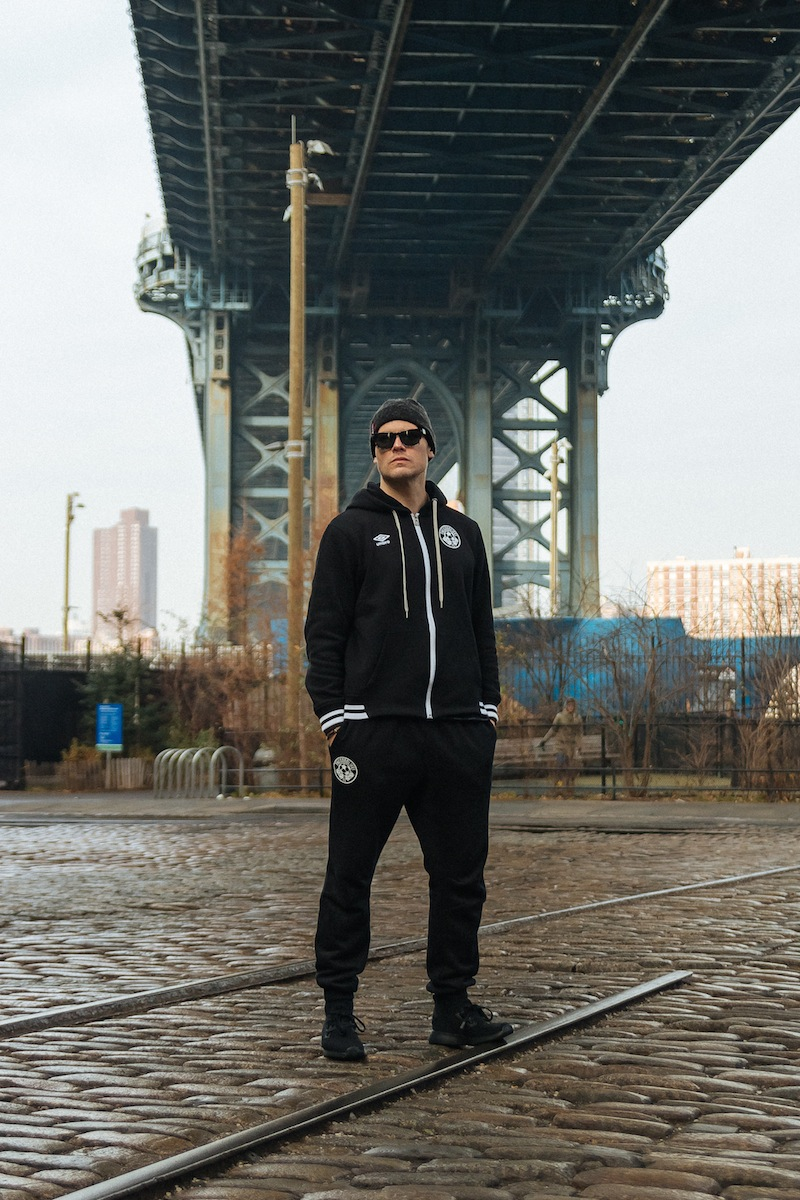 TheGoodLife! FC x Umbro Winter Fleece Warmup