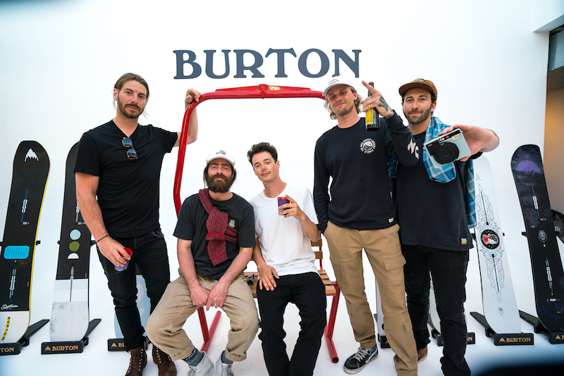 TheGoodLife! Presents: Burton Snowboards Après in May 2018