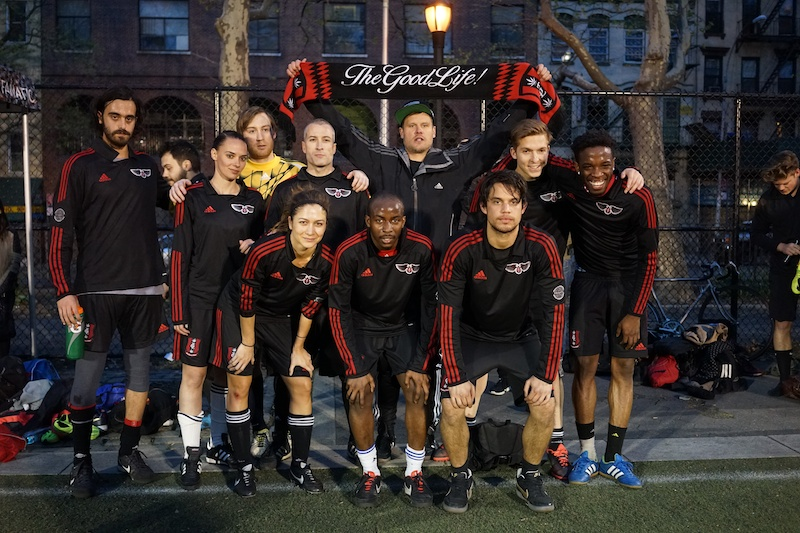 TheGoodLife! FC Returns to Fanatic Premier!