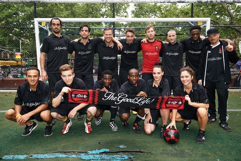 TheGoodLife! FC x adidas Black Out Kits!