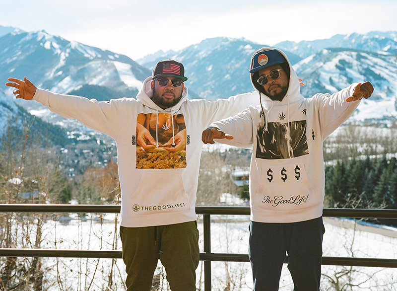 TheGoodLife! #1of1 Apparel Winter 2015