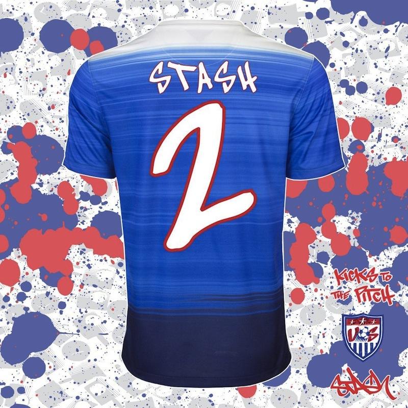 Stash x USMNT