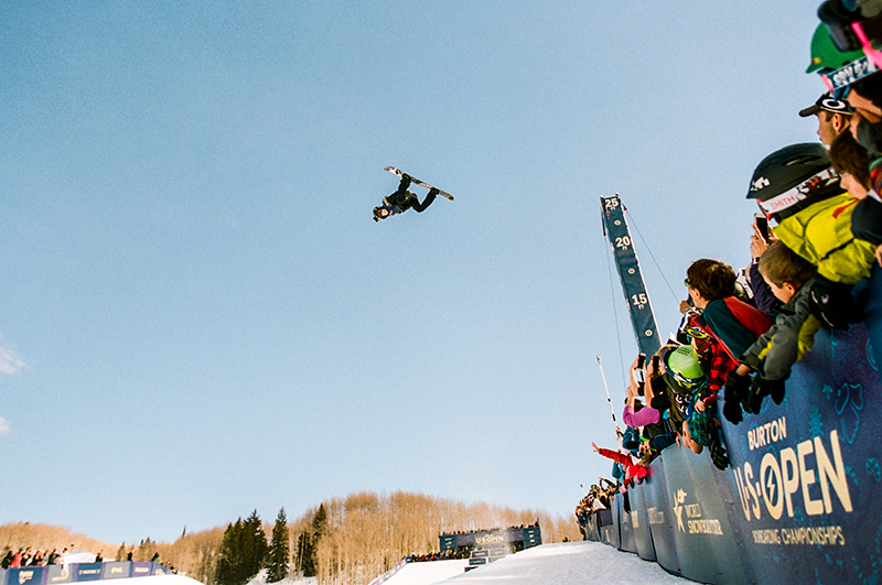 The U.S. Open of Snowboarding 2016