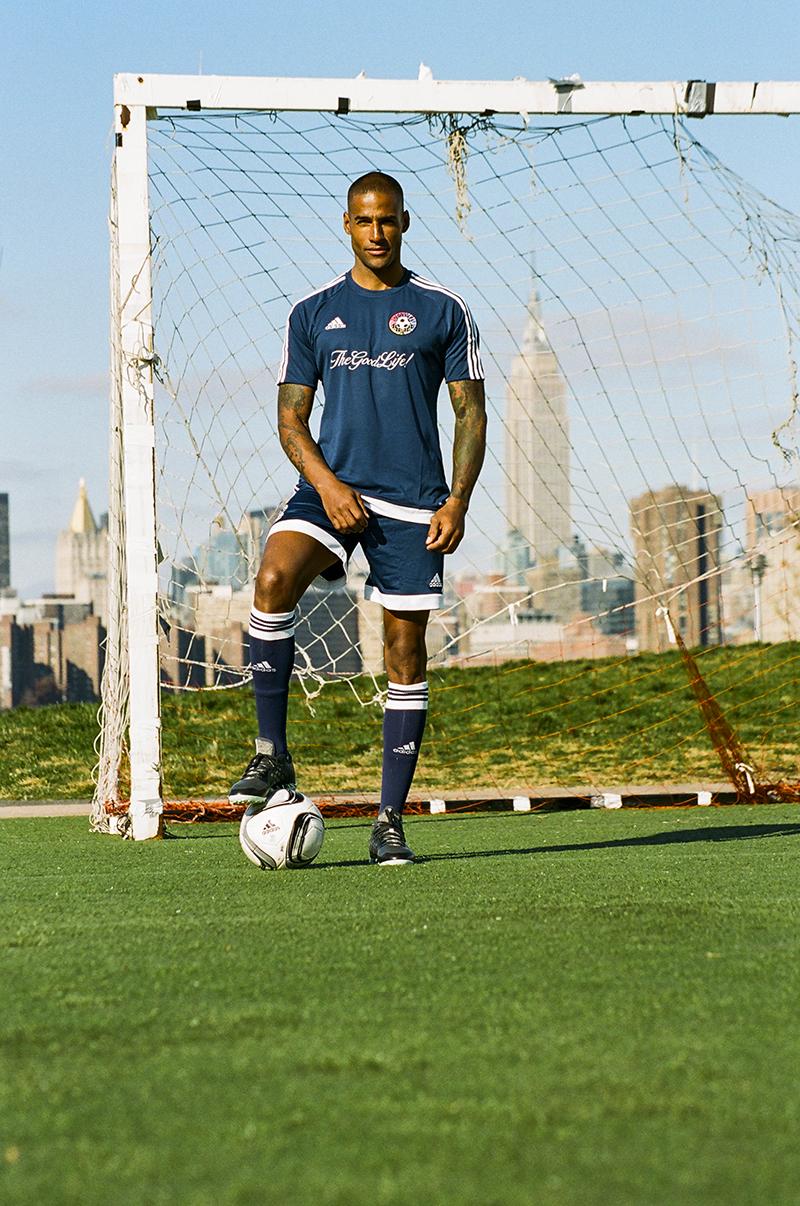 TheGoodLife! FC x adidas Summer 2016 Kits