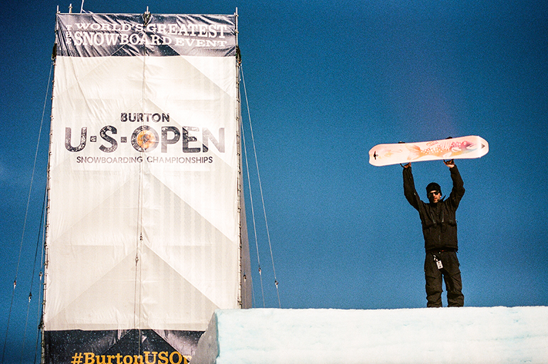 The Burton U.S. Open Snowboarding Championships 2017