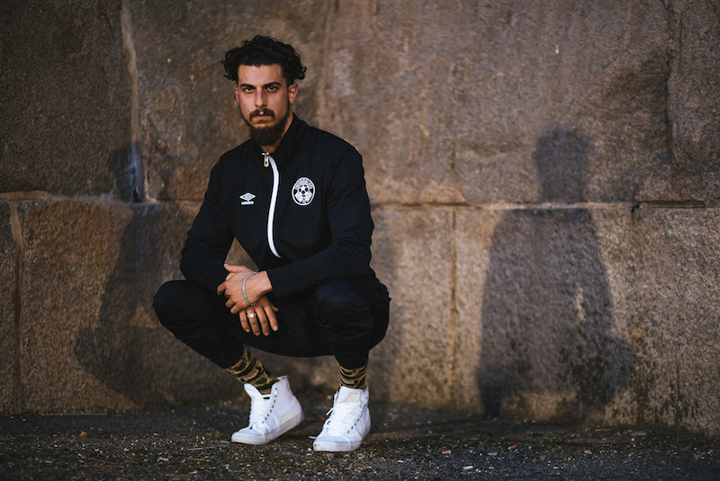 TheGoodLife! FC x Umbro Spring/Summer 2018 Tracksuit