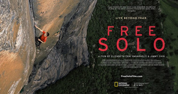 Free Solo Wins Oscar for Best Documentary!