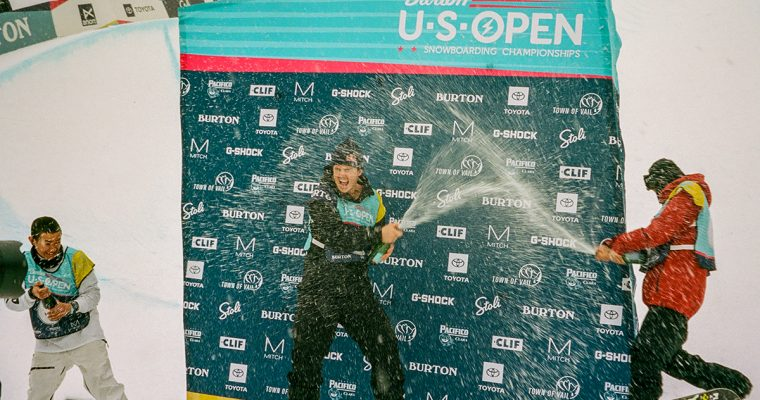 BURTON US OPEN OF SNOWBOARDING  2019