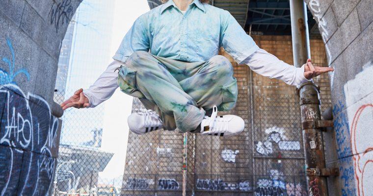 TheGoodLife! x adidas NYC x Pat's Pants #ChangeIsATeamSport