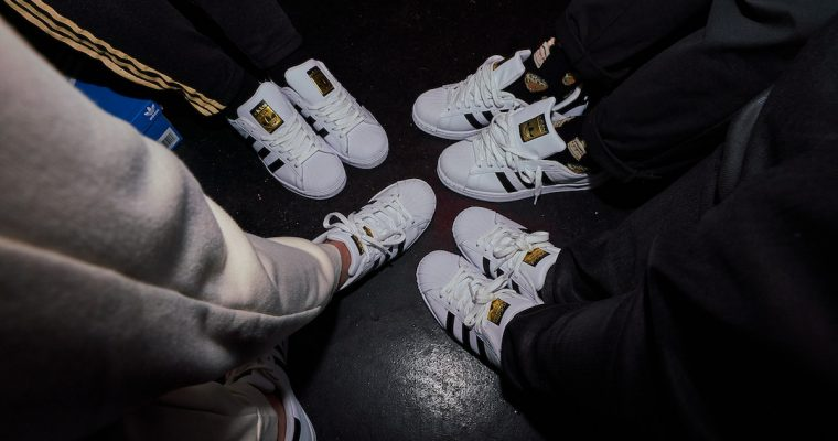 TheGoodLife! x adidas NYC x Pat's Pants Superstar Celebration at Sauced!