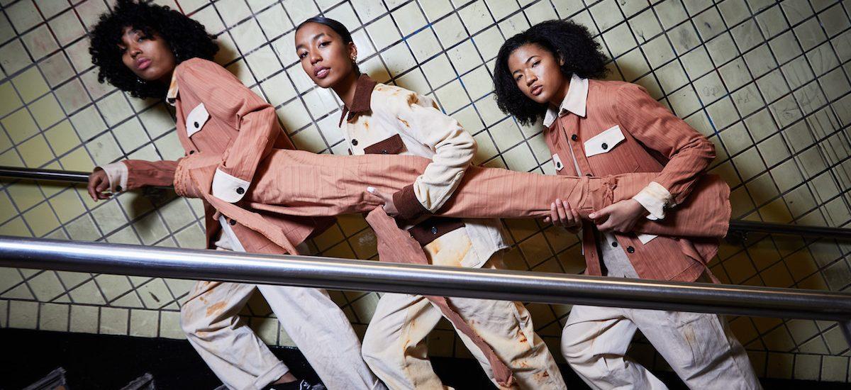 THEGOODLIFE! X ADIDAS NYC X PAT'S PANTS #HOMETEAM: NHUMI, LIZZY, & YASNA