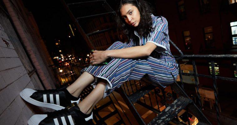 THEGOODLIFE! X ADIDAS NYC X PAT'S PANTS #HOMETEAM: ODALYS