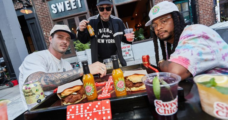 TheGoodLife! Presents: Family Reunion x Domino Tuesday x Jah Mama Sauce NYC Launch Party at Sweet Chick!